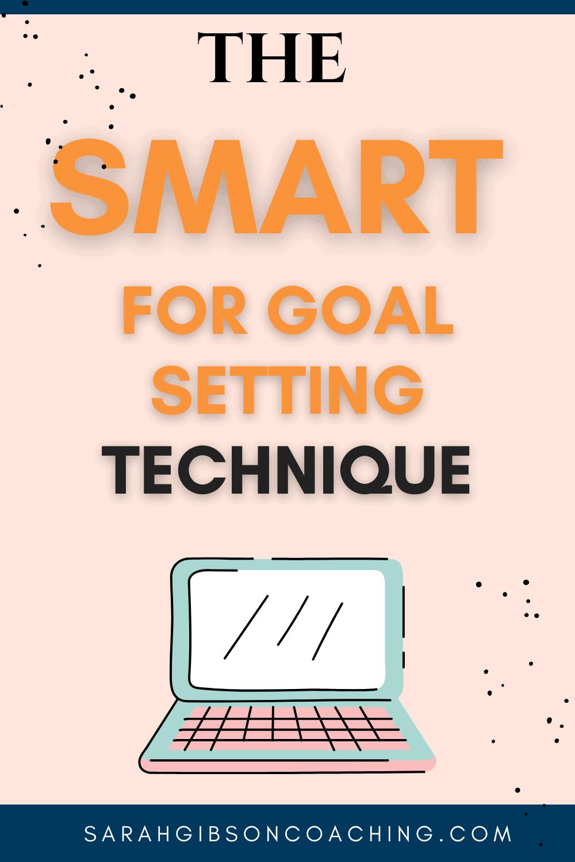 smart for goal setting