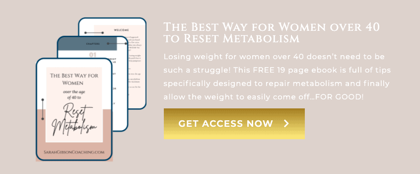 Lead magnet metabolism over 40