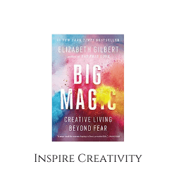 a book to inspire creativity and dreaming