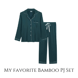 best pajama set cooling pajamas