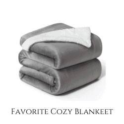 Best cozy blanket sherpa blanket throw
