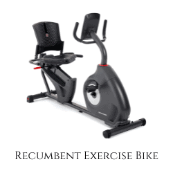 best recumbent bike for low back support